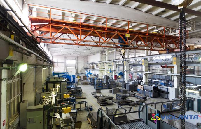 металлические производства